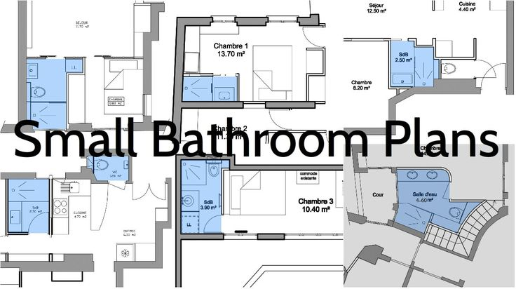 A Small Bathroom Plan which take 1.4 m 2 to 5 m 2 – Architecture Admirers