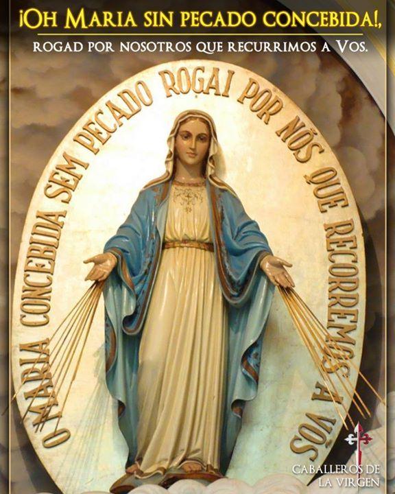Oh Medalla De María Milagrosa En Los Momentos De Peligro Cuídame Oh Medalla De Imagenes De Cristo Resucitado Oracion Virgen Milagrosa Santísima Virgen María