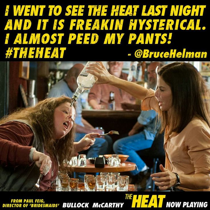 Funny Quotes From the Heat Melissa McCarthy