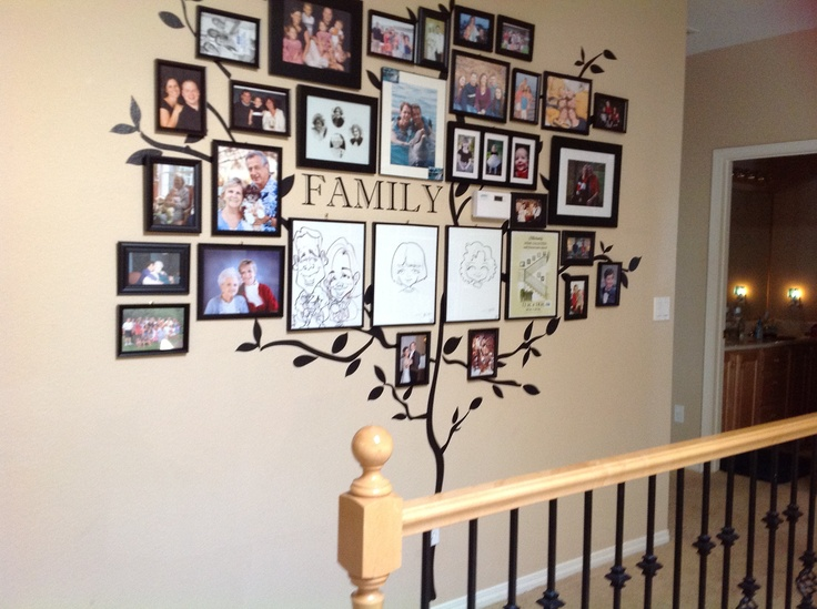 Wall Decor Family Dollar : Images about family tree wall hanging on
