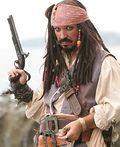 Pirate Captain Jack Sparrow - 2011 Halloween Costume Contest