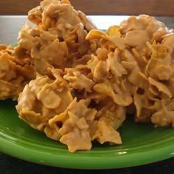 Grama's Corn Flake Peanut Butter Cookies Recipe - Allrecipes.com