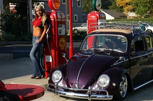 Classic VW Bug Roof Rack