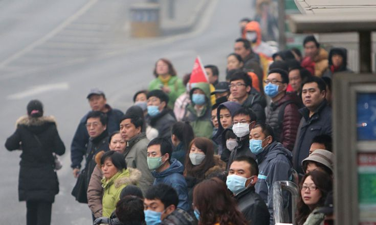 China's toxic air pollution resembles nuclear winter, say scientists Air pollution now impeding photosynthesis and potentially wreaking havo...