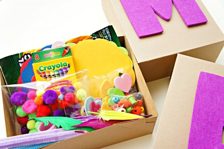 DIY Arts and Crafts Kits for Kids.