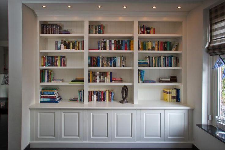 Bibliotheekkasten - Oosterom Meubel en Interieur