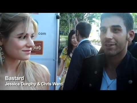 Jessica Dunphy & Chris Ward share some words about the film 'Bastard' at the HollyShorts Film Festival 2010.