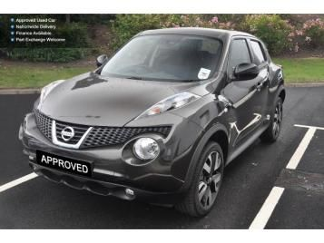 Used Nissan Juke 1.5 Dci N-Tec 5Dr [start Stop] Diesel Hatchback for Sale | Bristol Street Motors