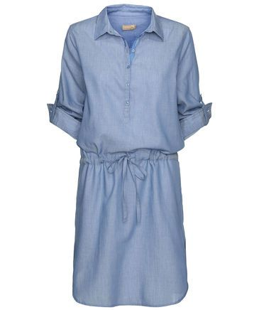 "NAPAPIJRI - Damen Kleid ""Juno"" #napapijri #denim #dress"