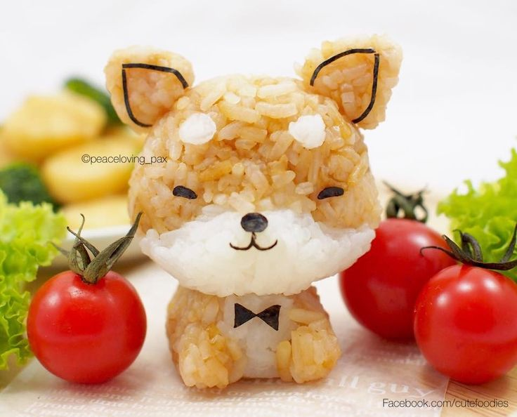 36 best Food and Design images on Pinterest | Food art, Bento and ...