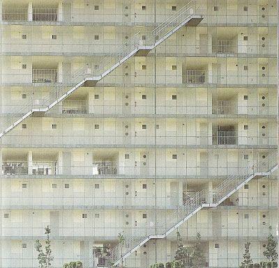 GIFU KITAGATA APARTMENT BUILDING Kazuyo Sejima