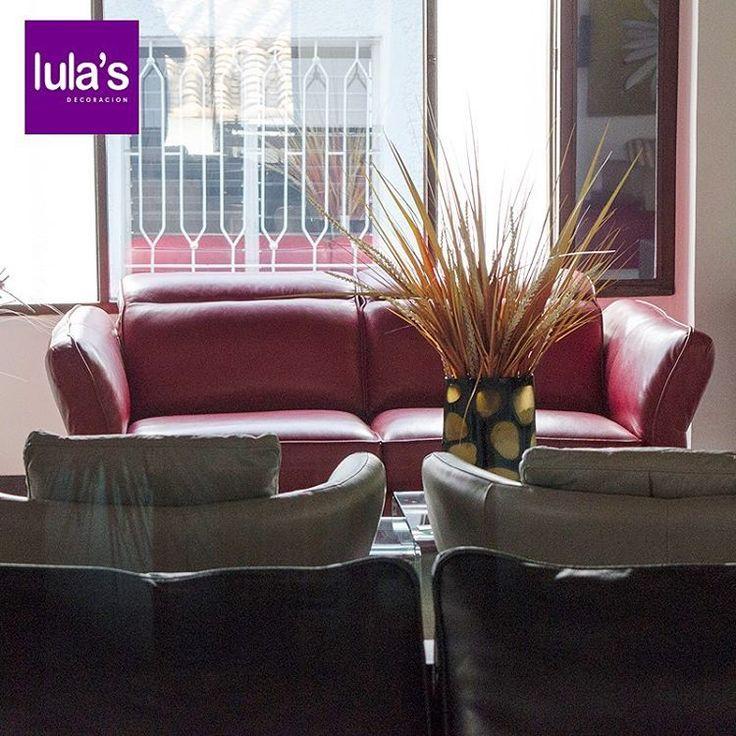Recuerda que el mobiliario de la sala es lo que hará de este espacio un lugar cómodo, acogedor y confortable. Ven a #lulas y encuentra los mejores estilos en salas para tu buen gusto y distinción. Búscanos en la transversal 6 # 45 – 79, Patio Bonito, Medellín  #interiordesign #home #style #decor #decoración #espacios #ambientes #decohogar #muebles #mobiliario #decoracioninteriores #comedor #sillas #hogar #diseño #homesweethome #cozy #habitaciones