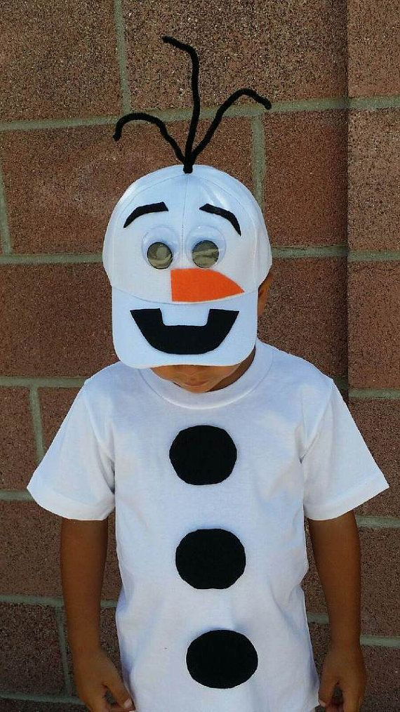 Snowman From Frozen Costume