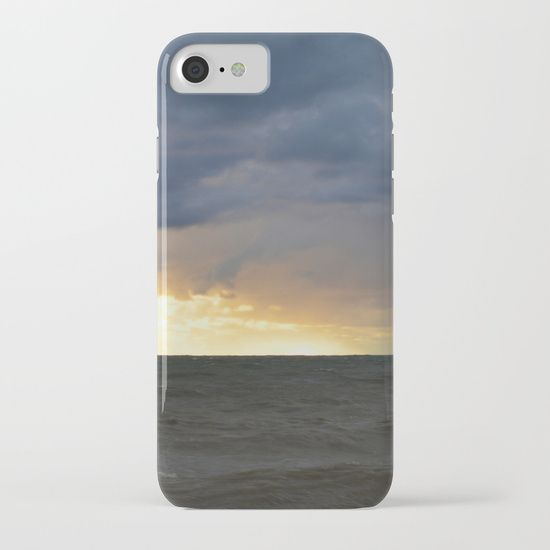 Society6 | $35.00 | Our Slim Cases are constructed as a one-piece, impact resistant, flexible plastic hard case with an extremely slim profile. Simply snap the case onto your phone for solid protection and direct access to all device features