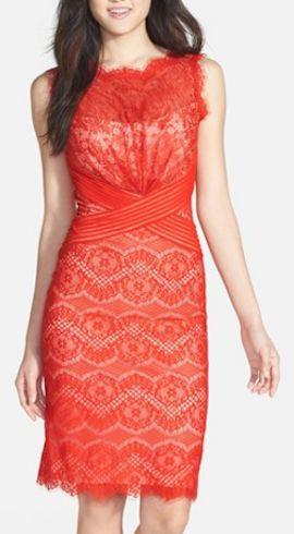 paprika #orange lace sheath dress http://rstyle.me/n/j6kp5r9te
