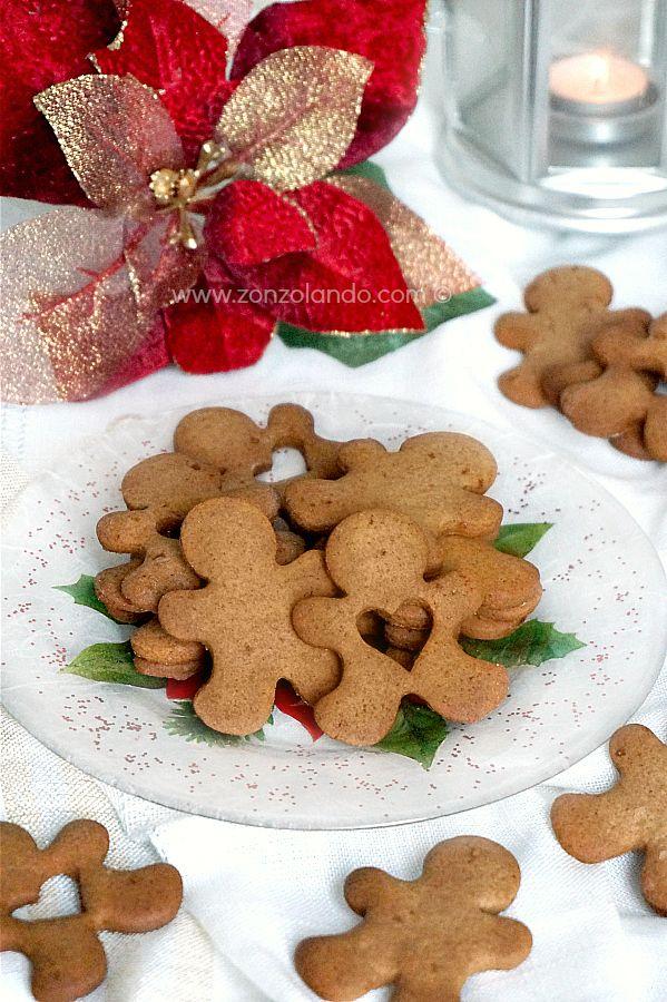 Gingerbread men cookies | From Zonzolando.com