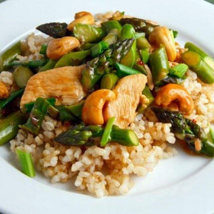 Weight Watchers Cashew Chicken Recipe