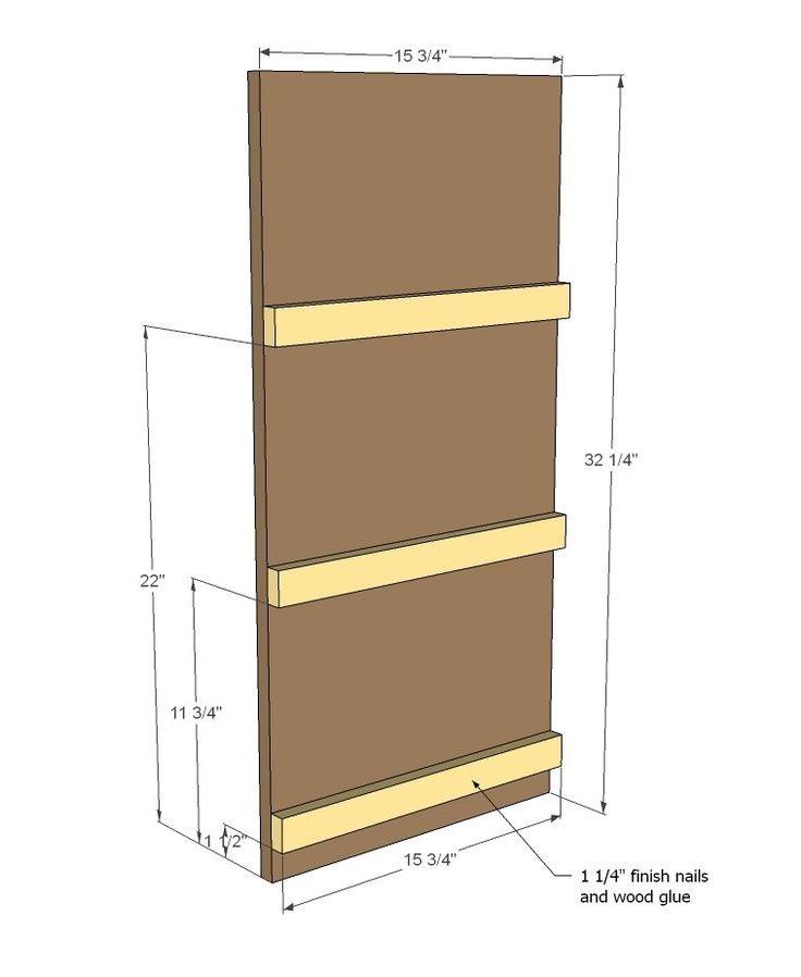 3 drawer dresser plans drawer dresser plans in 2022