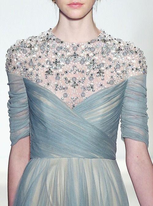 Jenny Packham Glitter Gown 2013