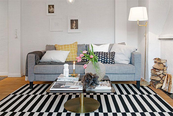 Que inveja do proprietário deste apartamento! Além de lindo, ele é agradável, leve e parece te convidar para que se sinta em casa. Tudo isso é resultado de