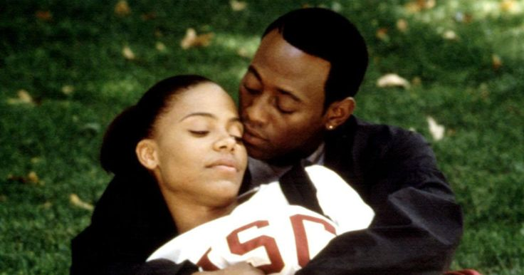 "Get ready to feel old! The cast of ""Love & Basketball"" reunited to celebrate the film's 15th anniversary at the LA Film Festival on Thursday. Yes,…"