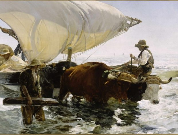 Sorolla and the Paris Years