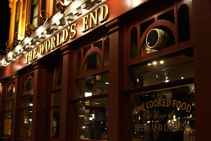 The World's End is located on the iconic Camden High Street and sits above the equally famous Camden Underworld music venue. The World's End can proudly claim to be Europe's biggest pub!