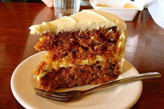 Tarta de Zanahoria Americana Con Cream Cheese Frosting! La tarta de zanahoria es, sin duda, una de las tartas americanas más famosas aquí en España, y uno de los pasteles de zanahoria más conocidos...
