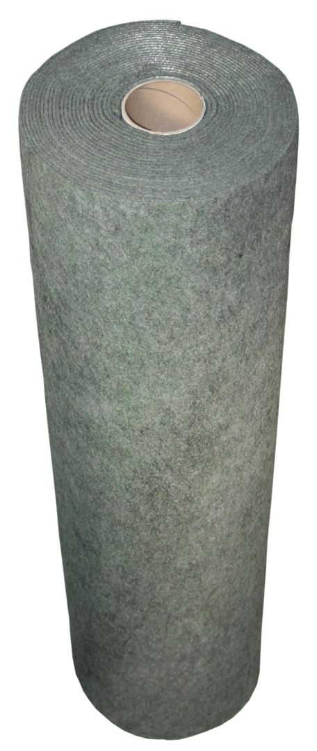 FREE SHIPPING! AcoustiTECH Lead 6 membrane (150 sq.ft.). Made of recycled and 100% synthetic fibers, the acoustic membrane Lead 6 bears the seal of the Canada Green Building seal. In addition to its acoustical and thermal properties, this membrane contributes to get LEED® credits.  Ideal for the installation of engineer glued floors.  Equivalent to $2.44/ft2