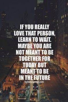 Your inner Ted Mosby just won't allow you to let them go..