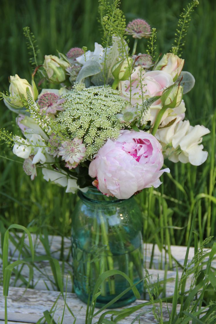 Summer is far away, but we can't wait to plant our Peony garden