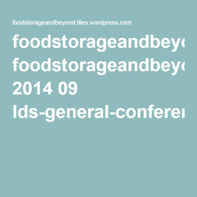foodstorageandbeyond.files.wordpress.com 2014 09 lds-general-conference-activity-packet.pdf