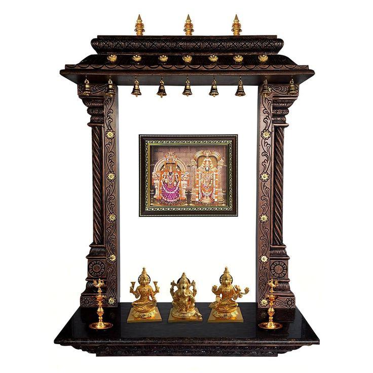14 best Puja Mandir images on Pinterest Puja room Hindus and