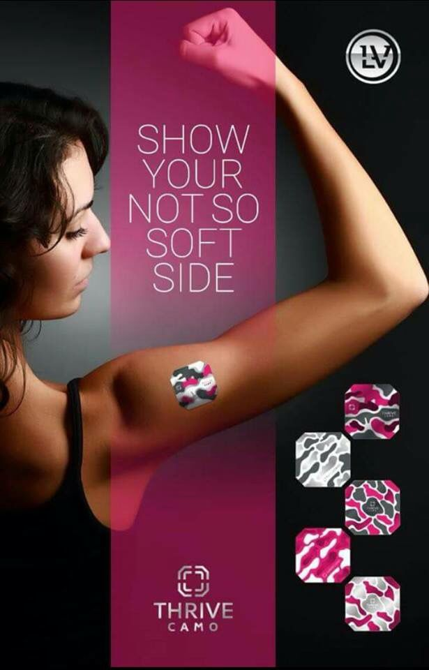 I will be ordering an extra package of Pink Camo DFT patches to GIVEAWAY to ONE of my FEBRUARY CUSTOMERS! Purchase your $150 order and you will be entered in to WIN!  $50 value and not available to purchase as a customer! You LOVE Thrive and now it's time to place those orders!! Contact me today with any questions or for more info! www.NancyLWPoe.Le-Vel.com