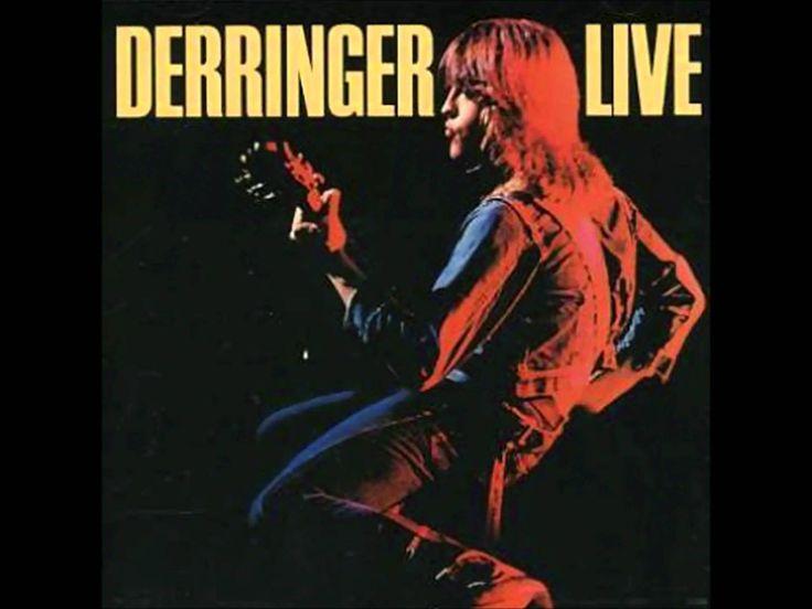 Derringer Live - Beyond The Universe