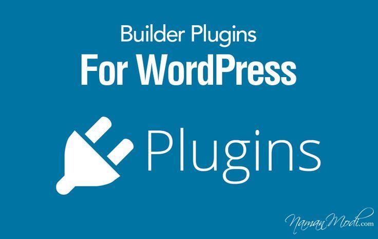 5 Popular Free & Paid Form Builder Plugins for WordPress    Full article is here: https://www.namanmodi.com/free-paid-form-builder-plugins/