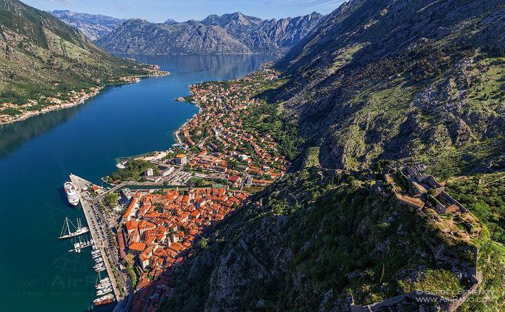 Σκαλιά που οδηγούν στον παράδεισο -Πέντε αξιοθέατα με  σκαλοπάτια που προκαλούν δέος [εικόνες] Kotor  Montenegro