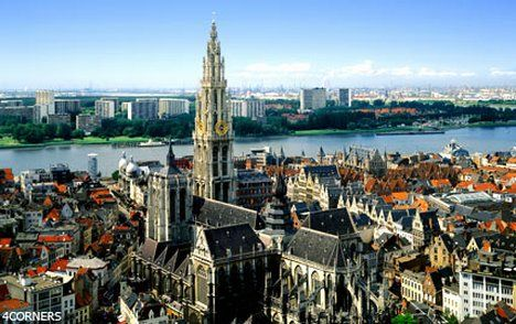 6 Things You Must Do in Antwerp #Cathedral #Diamonds #Belgium