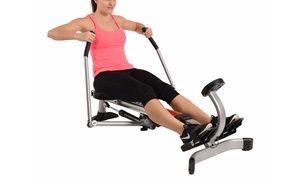 Stamina Bodytrac Glider Rowing Machine Rowing Workout Workout Machines Rowing Machines