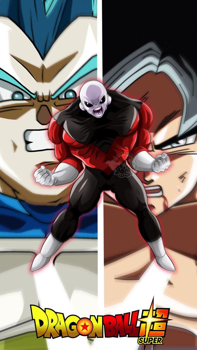 Attacking Jiren By Adeba3388 Dragon Ball Super Art Dragon Ball Art Dragon Ball Super