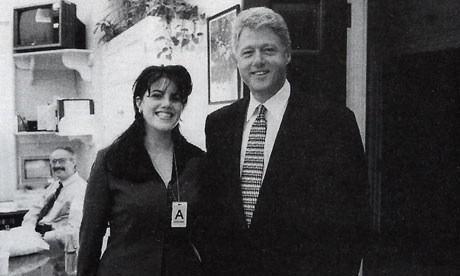1998 – Lewinsky scandal: Matt Drudge breaks the story of the Bill Clinton-Monica Lewinsky affair on his website The Drudge Report. | story of the bill clinton monica lewinsky scandal # bluedress http t ...