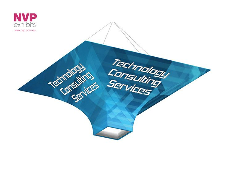 Square-Funnel-Hanging-Tension-Fabric-Tradeshow-Sign