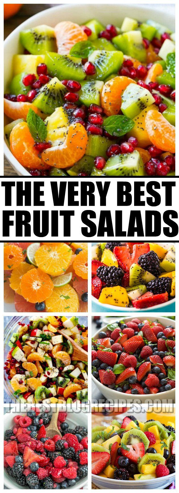 The Best Fruit Salad Recipes