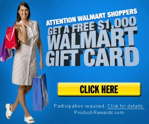 If you have a Walmart gift card, it's nearly as good as getting money simply because basically, you can buy something you can wrap your minds about. http://trkur.com/tk?o=13049&p=118477
