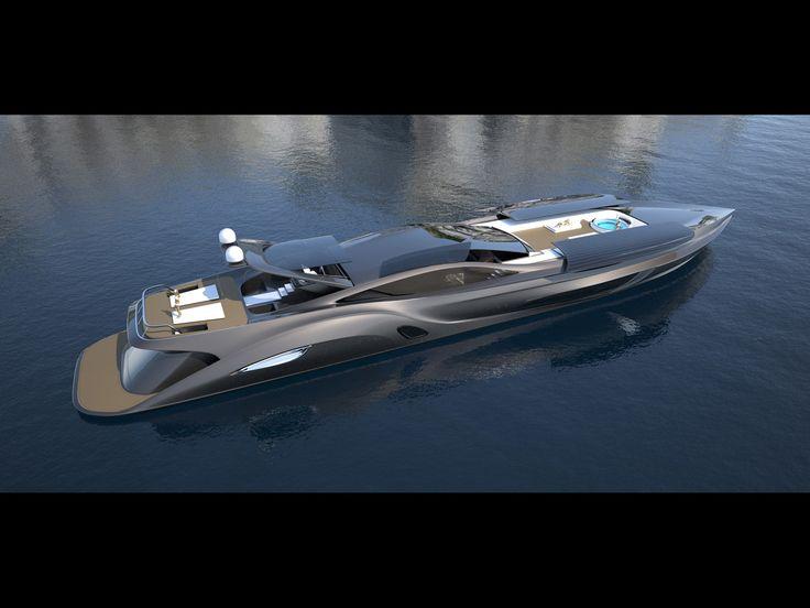2011 Strand Craft 166 Superyacht