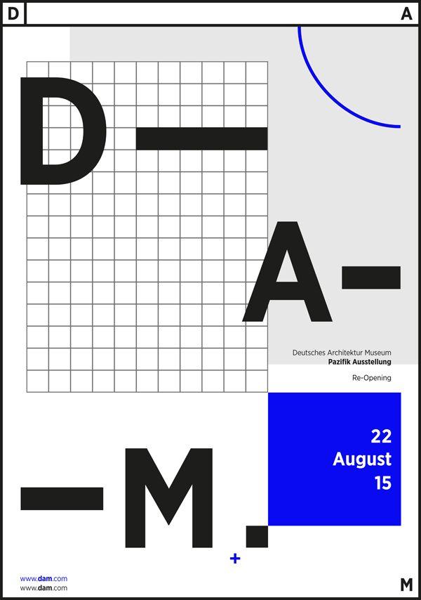 Deutsches Architektur Museum on Branding Served