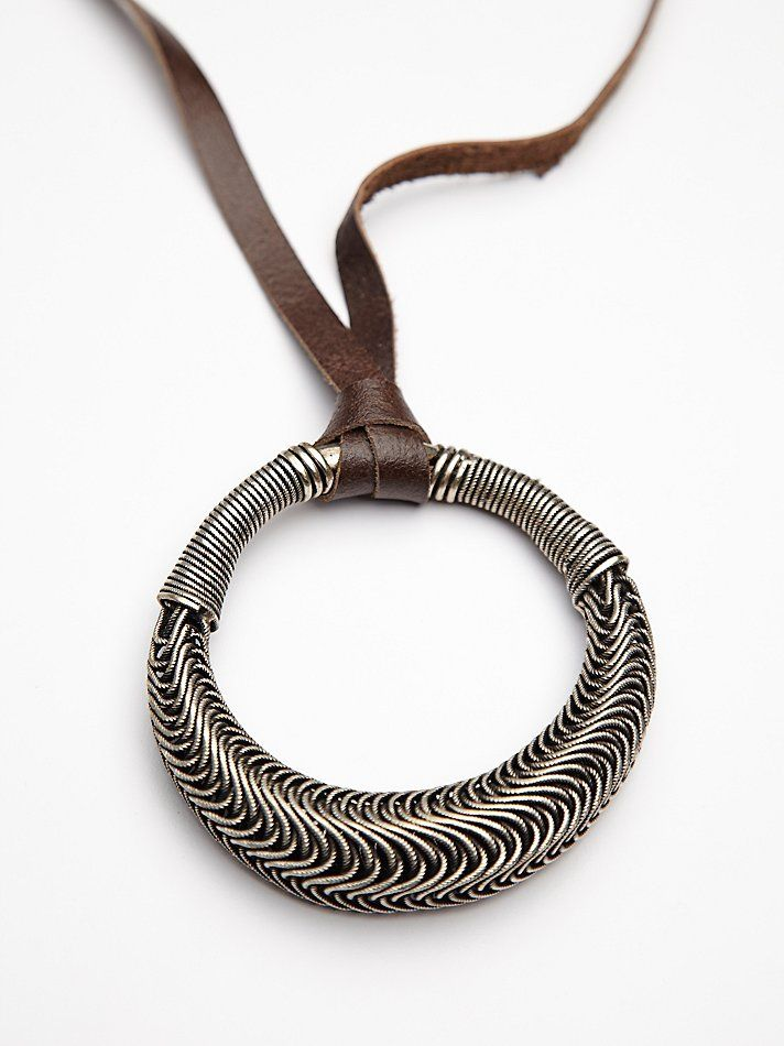 """Paulina Barcelona """"Asia necklace"""" at Freepeople.com"""
