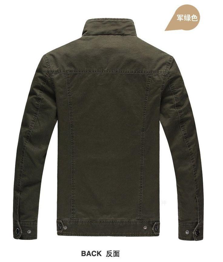 Aliexpress.com: Comprar 2015 militares de la chaqueta de béisbol mejor calidad M65 Vietnami guerra ee.uu. de campo del ejército hombre / hombres / mens escudo abrigos / Xl xxxl tamaño para hombre de m65 chaqueta de moda fiable proveedores en OSMYANG