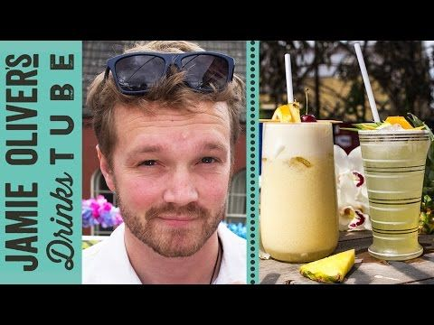 Piña Colada Cocktail - Two Ways | Rich Hunt - http://2lazy4cook.com/pina-colada-cocktail-two-ways-rich-hunt/