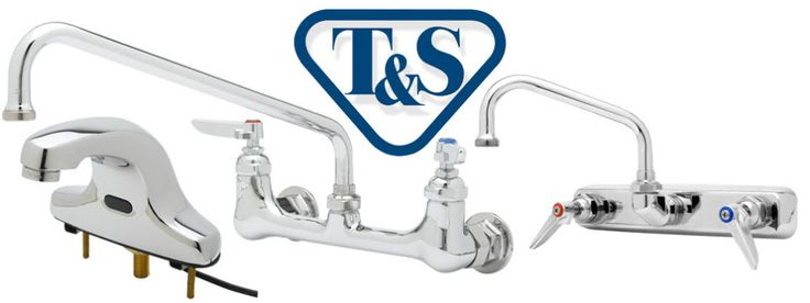 T and S Brass provides high quality solutions for the food service, plumbing and institutional markets with exceptional customer service. They produce durable products like glass fillers, faucets, dishwashing and plumbing accessories. Shop their entire assortment at Central Restaurant Products!